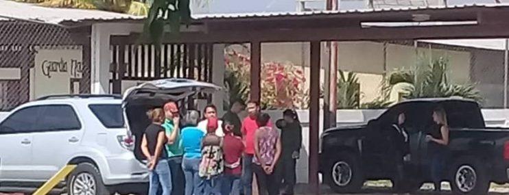Lara: Reciben visita de fiscalía tras denuncia de familiares de privados de libertad