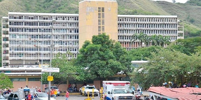 Aragua: Fallece en el Hospital Central de Maracay recluso de Alayón