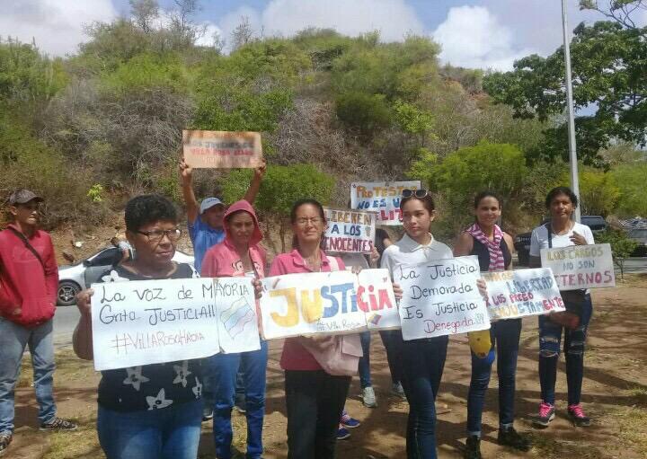 Difieren por quinta vez audiencia de detenidos por protestar contra Maduro en Nueva Esparta
