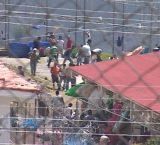 Al menos dos reclusos intentaron fugarse del centro de coordinación policial No. 4 de Lagunillas estado Mérida