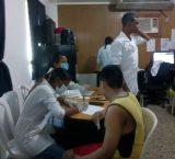 Zulia: Benefician a 43 privados de libertad con vacunas y jornada médica