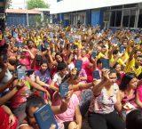 Zulia: Jornada social-religiosa beneficia a 475 reos en el CICPC Maracaibo