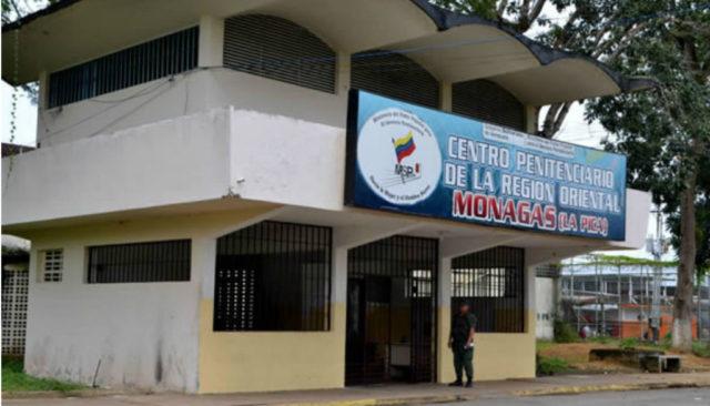 Matan de un tiro en la espalda a  preso de La Pica, en Monagas