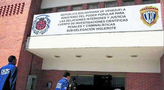 Miranda: Murió preso que estaba detenido en comisaría del Cicpc en Río Chico