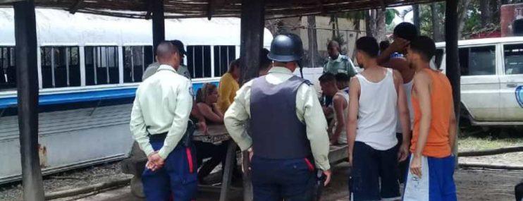 Carabobo: Jornada de Medicatura Forense para los privados de libertad en la policía municipal de Bejuma