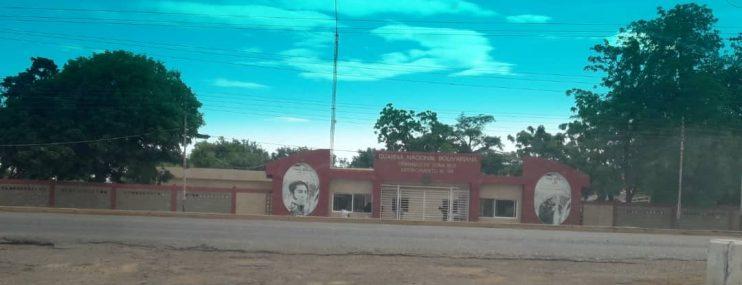GNB Falcón recapturó nueve de los once evadidos en Dabajuro