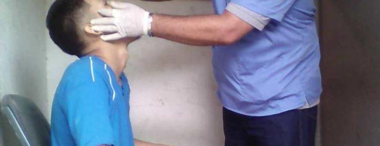 Carabobo: Policía municipal de Guacara realizó jornada médico a 185 presos