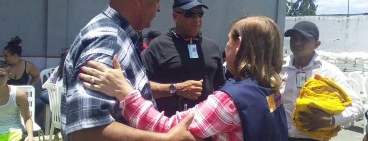 Carabobo: Policía Municipal de Guacara trasladó seis privados a la Comunidad Penitenciaria Fénix Lara