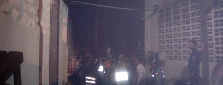 Miranda: Policía confirma dos muertos en motín registrado en la PNB de Boleíta
