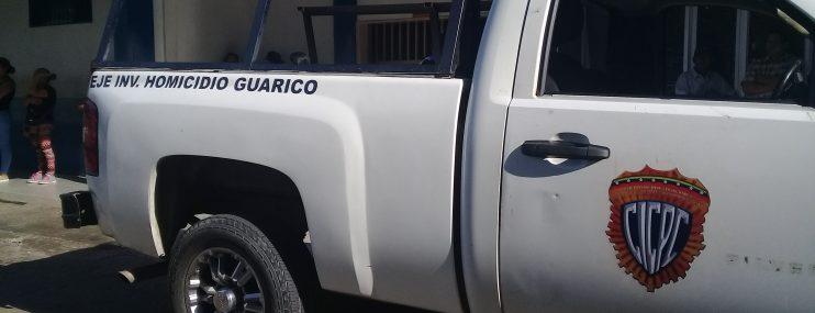 Guárico:  Tres reclusos heridos causó motín en Cicpc San Juan