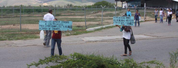 Lara: Familiares de presos de Fénix denuncian extorsión por parte de funcionarios
