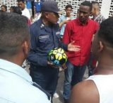 FALCÓN: Hijos de presos compartieron con sus padres en el retén de Punto Fijo