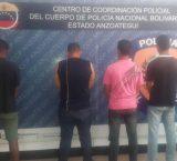 Anzoátegui: Foro Penal denunció  la detención de cuatro jóvenes durante concentración opositora en Barcelona