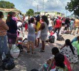 Zulia: Con restricción para ingresar agua y comida reanudan visitas en el retén de Cabimas