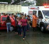 Carabobo: Ocho días durmiendo en el suelo llevan los privados en el albergue de Naguanagua