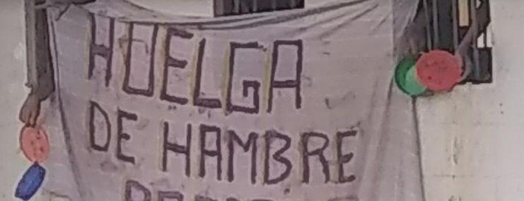 Familiares de reclusos de Rodeo III denuncian posible traslado de 200 reos a El Dorado