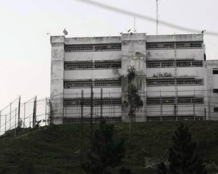 Comisión de DDHH de la ONU visita a presos políticos en Ramo Verde