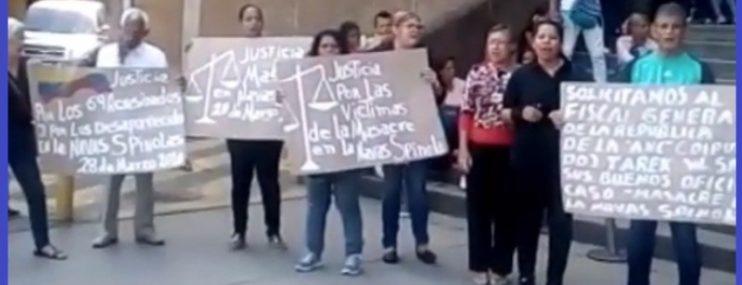 Carabobo: Diferida para enero audiencia preliminar a los imputados de la tragedia de Policarabobo