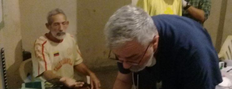 Vargas / 91 privados de libertad fueron atendidos en jornada médica en Retén Cicpc de Caraballeda