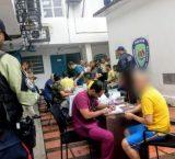 Caracas: Detenidos en Polihatillo fueron evaluados médicamente