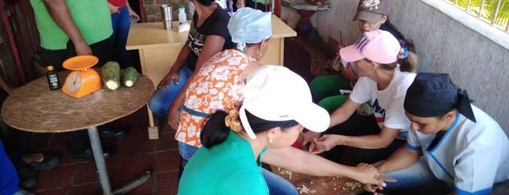 Privados del Penal de San Antonio en Nueva Esparta reciben formación en panadería y seguridad laboral
