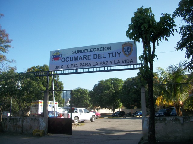 Miranda: Falta de vehículo y recursos limita acceso a la salud a presa en el Cicpc de Ocumare