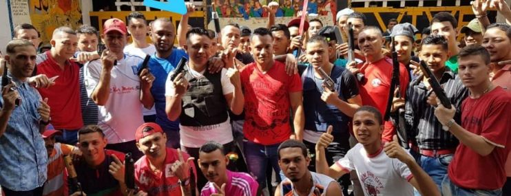 Zulia. Se fugan 84 presos del retén de Santa Bárbara, recapturan a seis y matan a 10 en la persecución