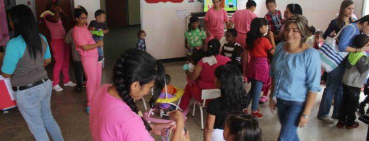 En peligro programas de cuidado de hijos de presas del INOF en San Antonio de los Altos