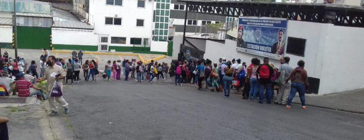 Caracas: Reclusos de cuatro comisarías están en huelga de hambre para exigir celeridad procesal