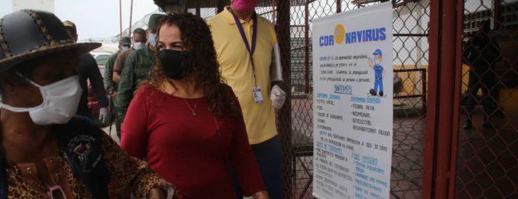 """Iris Varela: """"No hay casos de Coronavirus en ninguno de los centros penitenciarios del país"""""""