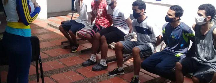 Caracas: 35 reclusos detenidos en Polihatillo fueron atendidos en jornada médica