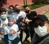 Estudiantes de la ULA Mérida donaron comida a detenidos en el CDP del CICPC de Mérida