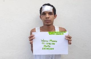 Se fugan dos privados del comando de la GNB en Guarenas