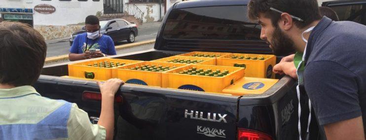 Caracas: Detuvieron a cuatro hombres por vender licor en un local de El Hatillo durante la cuarentena