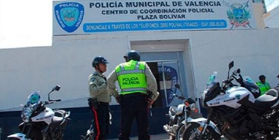 Carabobo: Controlan incendio en calabozo de la Policía Municipal de Naguanagua