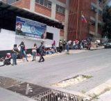 """Caracas: """"No quiero que mi hijo muera de tuberculosis en la PNB de Boleíta al igual que su causa"""""""