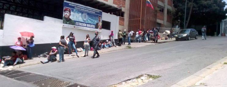 Caracas: Al menos 30 reclusos detenidos en la PNB de Boleíta son atendidos para descartar o tratar la tuberculosis
