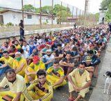 Clausuran la cárcel de Los Llanos y evacuan a 2.103 reclusos