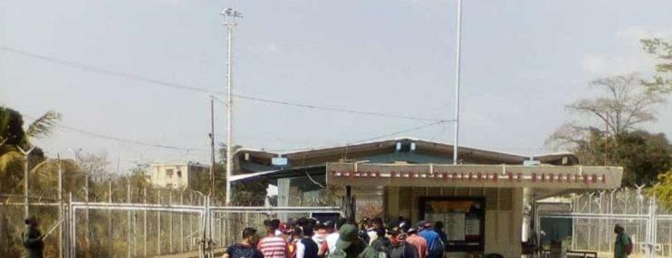 Anzoátegui: 210 privados de Cepella fueron trasladados a la cárcel Barcelona