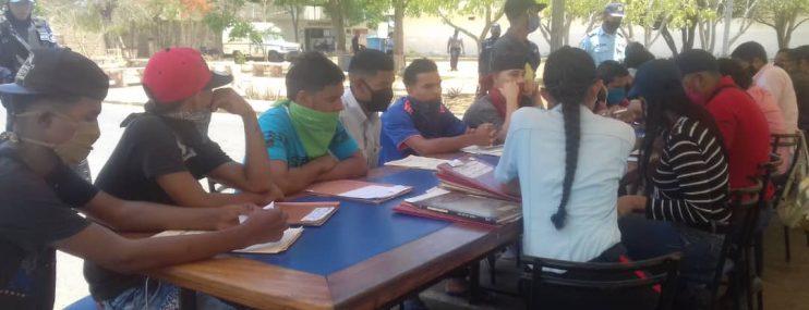 Falcón: Efectúan jornada jurídica y de salud exigida por reos en huelga de hambre