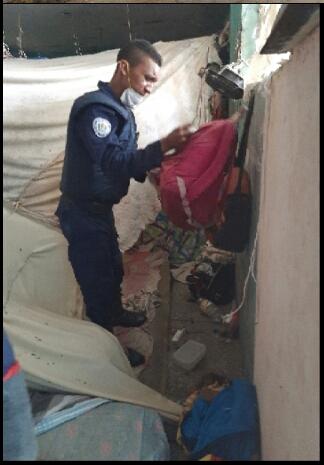 Falcón: Centros de detención son una bomba de tiempo según los jefes policiales