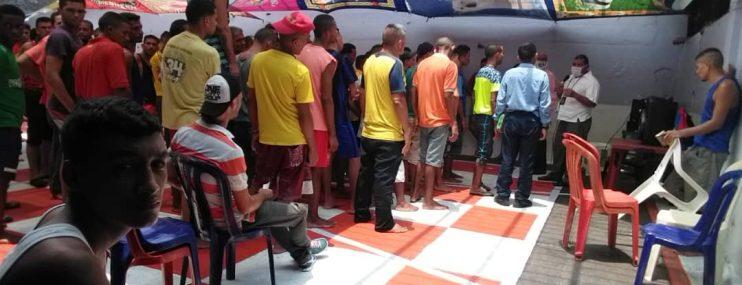 Zulia: Efectúan jornada médica a reos tras protesta en el retén de Colón
