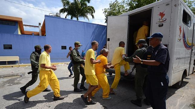 Lara: Fallece uno de los 16 reos trasladados desde Uribana hasta el Hospital Central