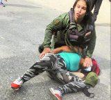 Lara: A tribunales militares podría ser presenta abogada detenida brutalmente por una GNB