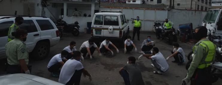 Miranda: Familiares de presos en Polisalias piden a Ministra Varela que agilice Plan Cayapa