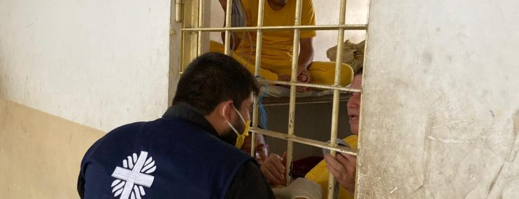 Caritas  detecta 30 presos  con déficit nutricional en cárcel  de Carúpano