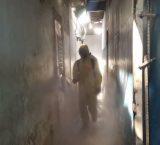 Anzoátegui: fumigan y desinfectan Centro de Detención Preventivo en Sotillo