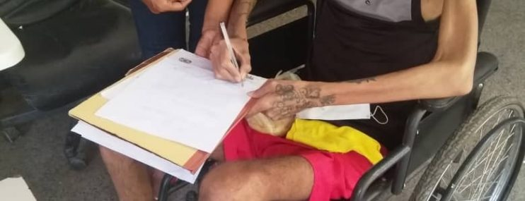 Tribunal otorga arresto domiciliario a preso con tuberculosis en estado crítico en Guarenas