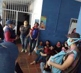 Reclusas del CCP Ramón Eduardo Vizcaíno en Guayana recibieron asistencia social