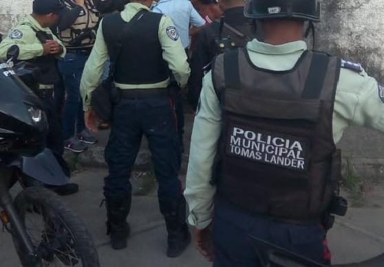 Miranda l Diez presos se fugaron de la Policía Municipal de Ocumare del Tuy